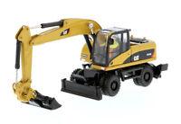 Die Cast Masters Caterpillar M318d Wheel Excavator 1/87 85177
