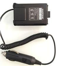 12V Car Charger Radio Battery Eliminator For Baofeng BF-UV5R Plus 2 Way Radio XG