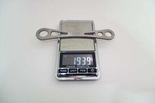nov068 nov Titanium Spanner for Brompton regular/'s 15mm,10mm,8mm