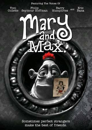 Mary And Max Dvd 2010 For Sale Online Ebay