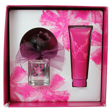 Vera Wang Lovestruck (W) Set - EDP Spray + BL DB NEW