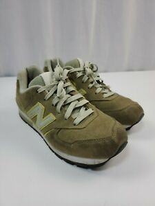 Details about New Balance 594 Brown And Yellow Size 8.5