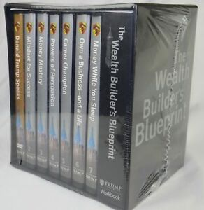 The wealth builders blueprint donald j trump university brand image is loading the wealth builder 039 s blueprint donald j malvernweather Gallery