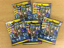 Character Building Doctor Who Series 1 Blind Bag [Contains 1 Random Figure] x5
