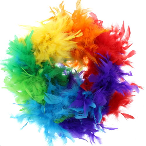 Great for Burlesque// Hen Dos Zac/'s Alter Ego® Fancy Dress Feather Boa