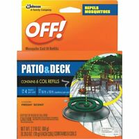 Off Canada Fishing Mosquito Coil Refill