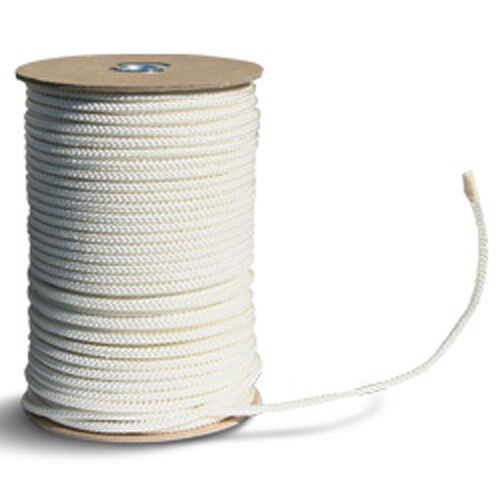 CWC Braided Starter Rope - Size  8  x 1000 ft.
