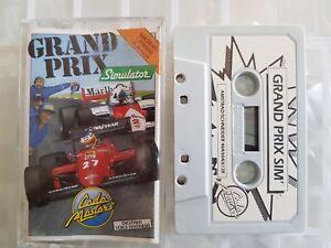 Amstrad-cpc464-Grand-Prix-Simulator-Code-Masters