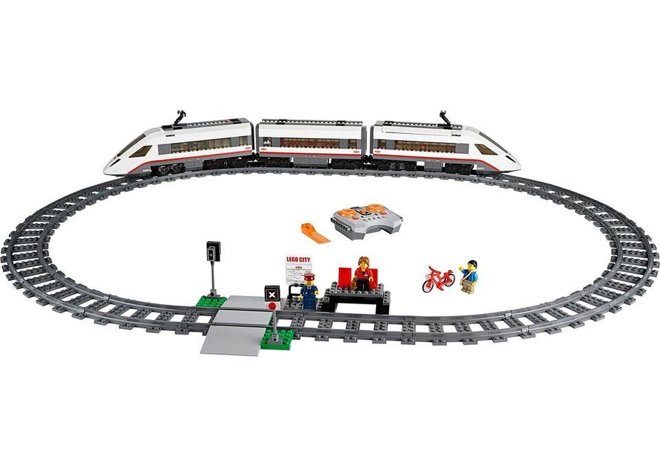 Lego Tog, 60051