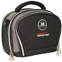 Monster Monster Cable Dvd To Go Dvd Player Case - Clam Shell - Shoulder Strap