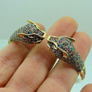Turkish-Handmade-Jewelry-925-Sterling-Silver-Ruby-Stone-Women-Bangle