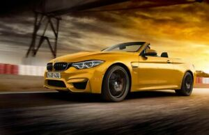 FOR 2014-18 BMW M4 F83 F33 420i 428i 435i CARBON FIBER TRUNK SPOILER M4 STYLE