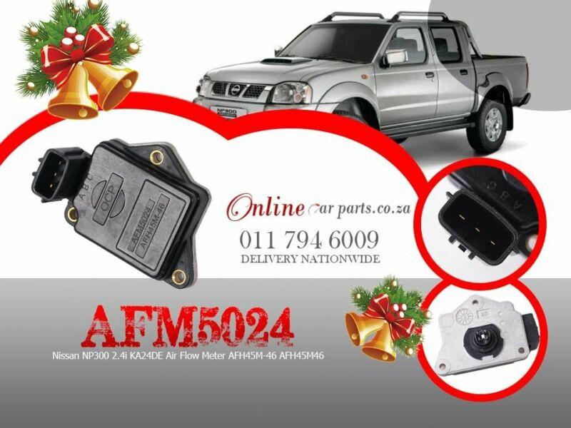 Nissan Hardbody NP300 Sentra Sunny KA20 KA24 GA16 GA14 3 PIN Air Flow Mass Meter MAF OE AFH45M-46