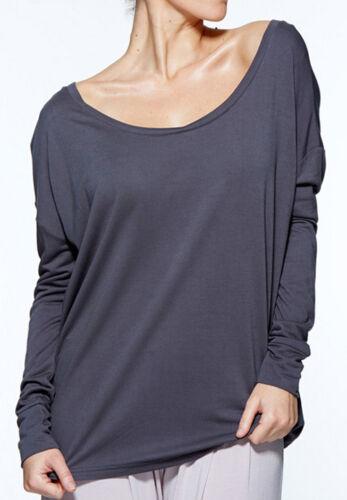 Charnos Cocoon LUSSO Modal Lounge Wear Dark Grey /& Top Rosa scuro NUOVO CON ETICHETTA