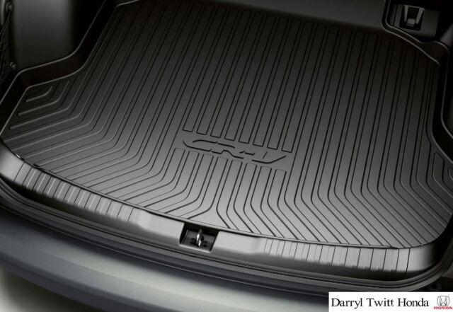 Crv Cargo Liner Boot Floor Luggage Protector Genuine Honda 2017 05