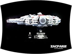 Lego-75105-7965-Millennium-falcon-Custom-DELUXE-STAND-Multi-direct-3-D-Features