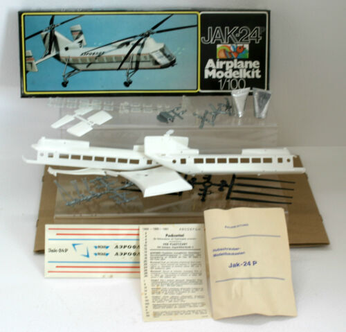 Plasticart 15850 Master Modell im Originalkarton JAK-24P Rarität Selten ***