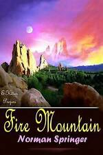 Fire Mountain by Springer, Norman -Paperback