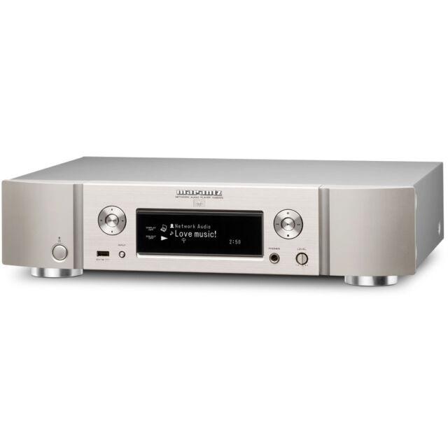 Marantz NA 8005 *SILBER GOLD*Netzwerk-Audioplayer NA8005SNG NEUWARE incl. DAC