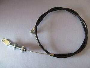 02-3593 Norton Dominator SLS solo Cable del freno delantero líder de zapatos