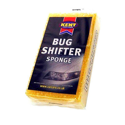 Bug Shifter Sponge Pad Insect Tar Tree Sap Bird Droppings Stain Remover