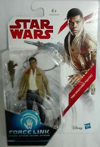 1-Action-Finn-Star-Wars-Force-Link-9-4-cm-Gli-utlimi-Jedi-Clone