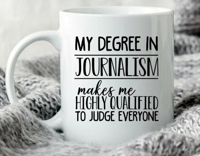 Journalism Degree Graduation Gift Personalized Journalism Graduation Gift Compass Necklace