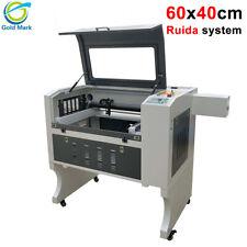 New Type Laser Engraving Cutting Machine 4060 80w Ruida Cnc For Wood Acrylic