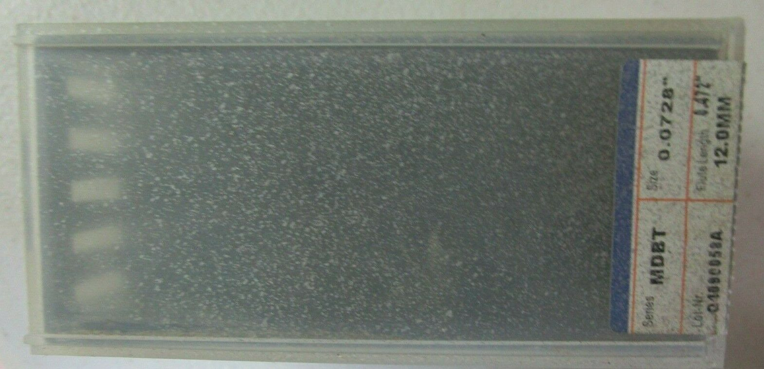 "50 Pcs .0820/"" #45 Carbide PC Board Drill Bits D0820MDBT472 Resharps"