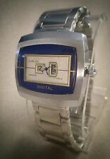 ORIGINAL VINTAGE JUBILEE 1970'S DIRECT READ DIGITAL JUMP HOUR WATCH - SERVICED!