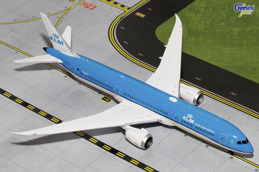 Gemini Jets 1 200 escala KLM Boeing 787-9 ph-BHA G2KLM545