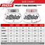 RDX-MMA-Pantaloncini-Muay-Thai-Boxing-MMA-Shorts-Combattimento-Pugilato-Boxe-IT miniatura 2