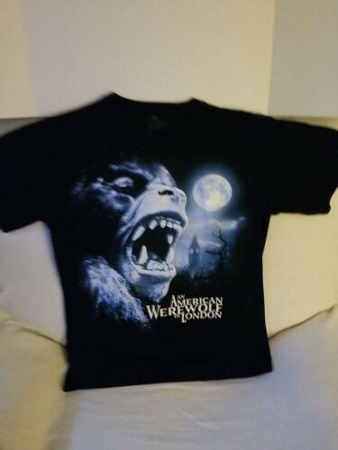 Halloween Horror Nights 2015 American Werewolf in