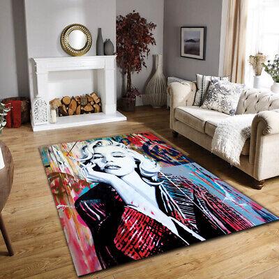 Marilyn Monroe Nonslip Carpet S