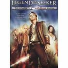 Legend of The Seeker Complete 2nd SSN 0786936804294 DVD Region 1