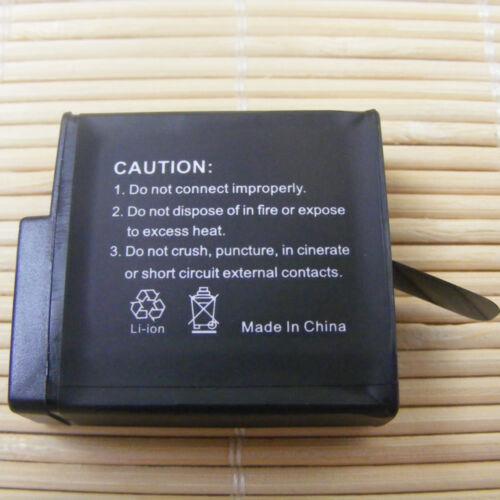 001 601-10197 -000 CARGADOR USB 501 batería para GoPro Hero 5 Negro aabat 2X AHDBT