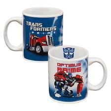 Transformers Optimus Prime Comic Art 12 oz Ceramic Coffee Mug Cup, NEW UNUSED