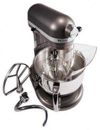 Kitchenaid Professional 600 Stand Mixer 6 Quart Pearl Metallic For