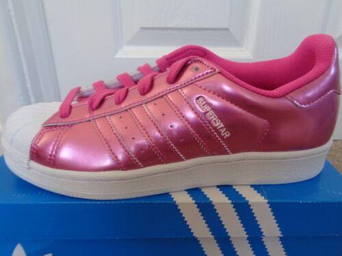 New Superstar Aq2868 5 2 7 Uk Eu Us mujer de 38 Adidas 3 5 deporte para Zapatillas Box qat4B