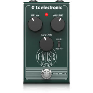TC-Electronic-Gauss-Echo-Guitar-Effects-Pedal-Stompbox