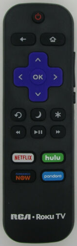 RCA 101018E0006 Roku TV Remote Control