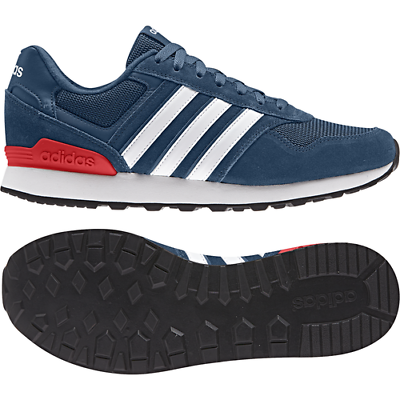 Adidas 10k caballeros Lifestyle cortos marca de zapatillas, deporte,, ocio, f34458h2 | eBay