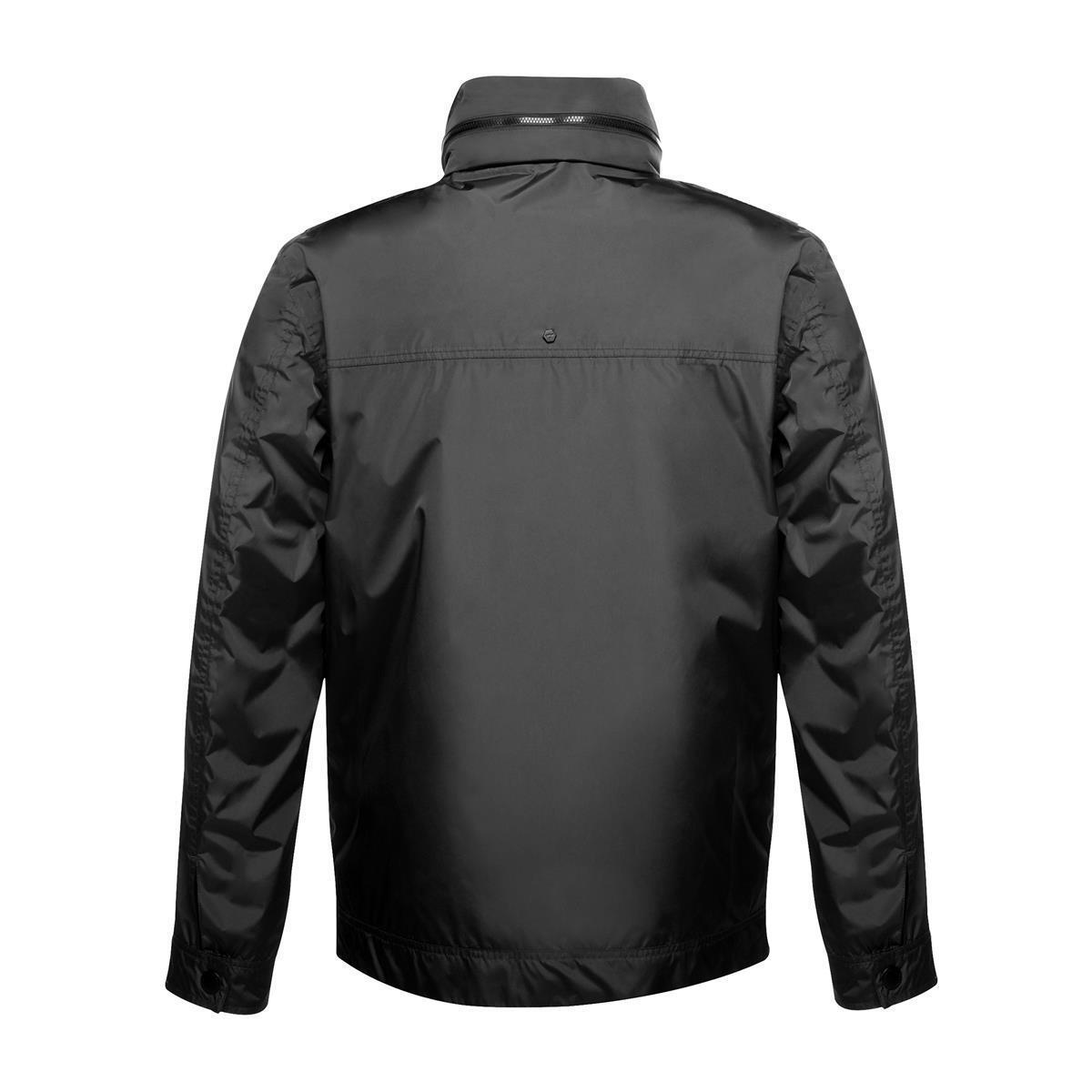 Regatta Deansgate 3 In 1 Mens Waterproof Jacket Navy Removable Bodywarmer Hood