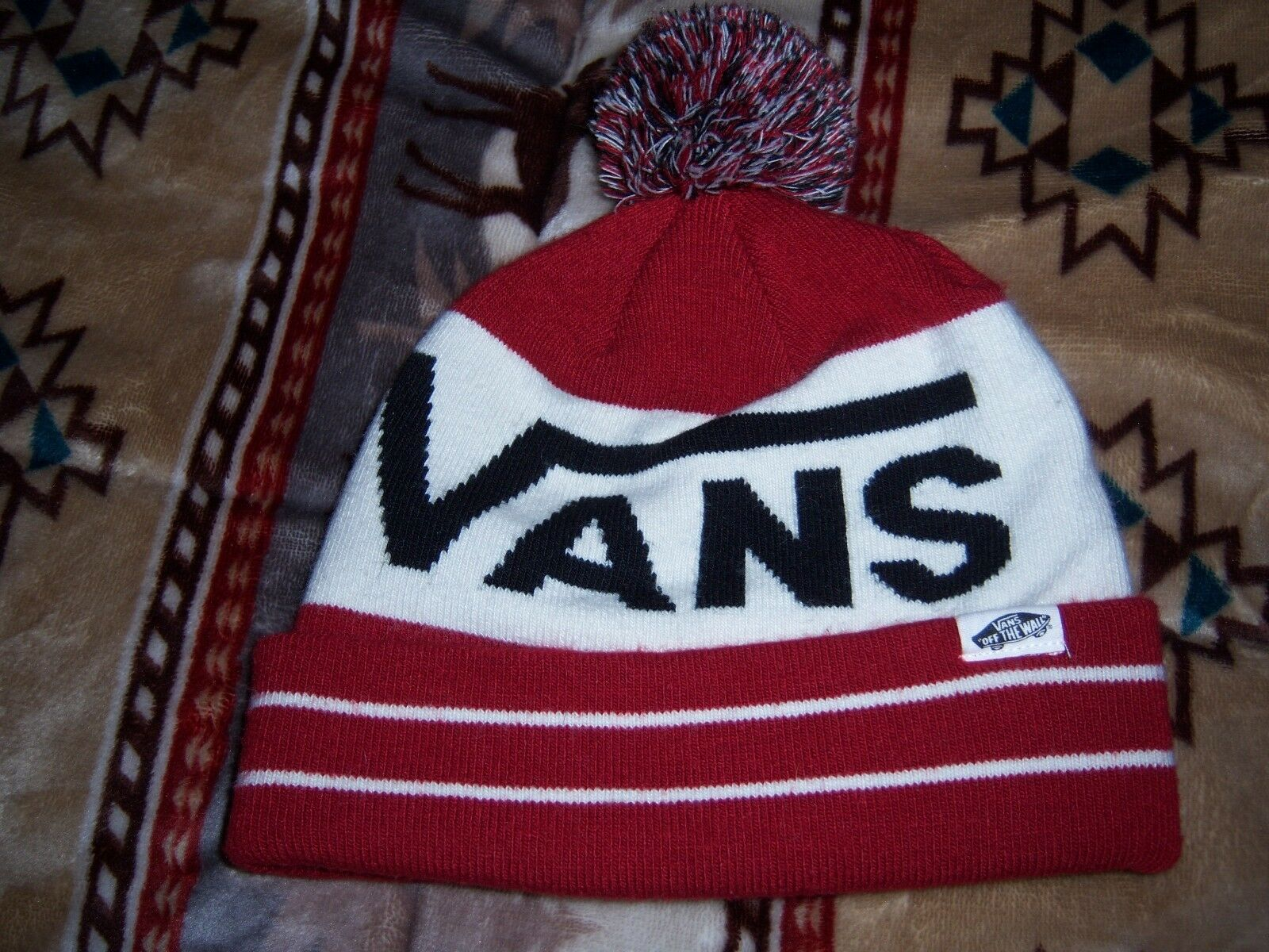 VANS OFF THE WALL   WINTER HAT  authentic online