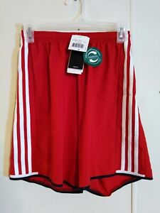 Details about adidas Mens Soccer Condivo 16 Shorts Power RedBlackWhite Size Small