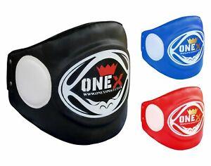 Belly-Protector-Taekwondo-Body-Pad-Armour-Abdominal-BoxingGuard-MMA-UFC-MuayThai