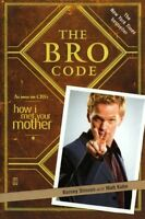 The Bro Code By Barney Stinson, (paperback), Fireside , New, Free Shipping on Sale