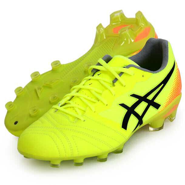 Asics Japón ultrezza AI Club Fútbol Zapatos Canguro Amarillo 1103A020