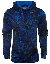 NIKE NEW KO SPLINTER PULLOVER TRAINING HOODIE CAMO MENS SIZE LARGE