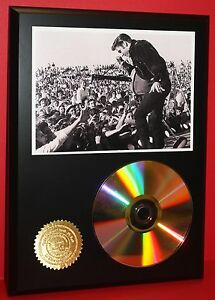 ELVIS-PRESLEY-LTD-EDITION-24kt-GOLD-CD-DISC-COLLECTIBLE-AWARD-QUALITY-DISPLAY